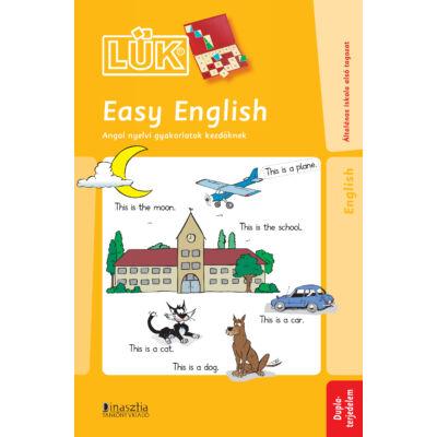 Easy English - angol nyelvi gyakorlatok kezdőknek
