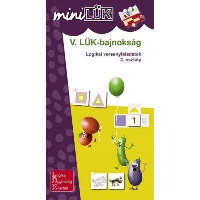 V. LÜK Bajnokság - Versenyfeladatok logika 2. osztály