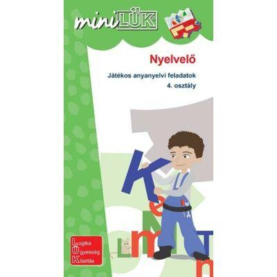 Nyelvelő - Játékos anyanyelvi feladatok 4. osztály