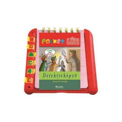Detektívképző - Pocket LÜK - alaplappal