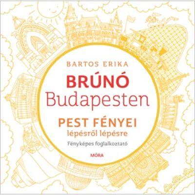 Brúnó Budapesten - Pest fényei foglalkoztató