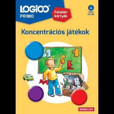 Logico Primo - Koncentrációs játékok