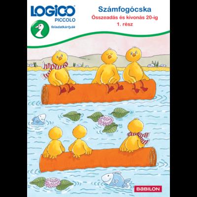 Logico Piccolo - Számfogócska: Összeadás és kivonás 20-ig 1. rész