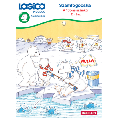Logico Piccolo - Számfogócska: 100-as számkör 2. rész