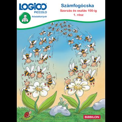 Logico Piccolo - Számfogócska: Szorzás és osztás 100-ig 1. rész