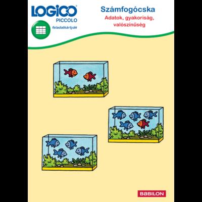 Logico Piccolo - Számfogócska: Adatok, gyakoriság, valószínűség