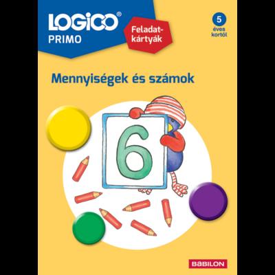 Logico Primo - Mennyiségek és számok