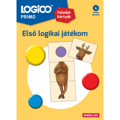 Logico Primo - Első logikai játékom