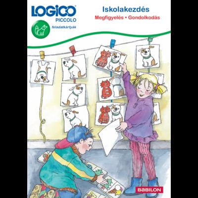 Logico Piccolo - Iskolakezdés: Megfigyelés - Gondolkodás