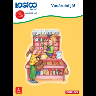 Logico Primo - Vásárolni jó!