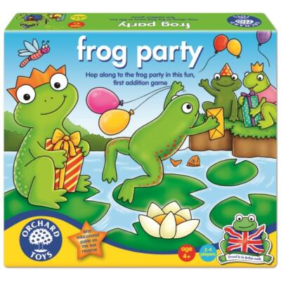 Béka-buli (Frog party)