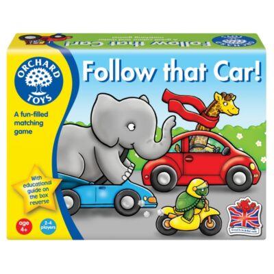 Kövesd azt az autót!