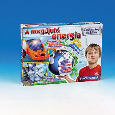 A megújuló energia