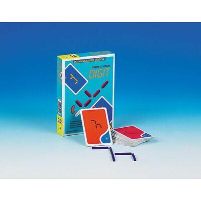 Digit számos kártyajáték, készségfejlesztő játék