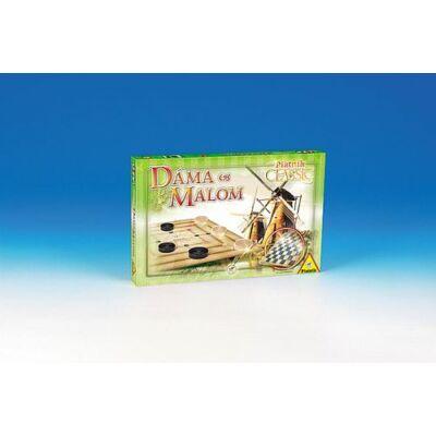Classic - Dáma/malom