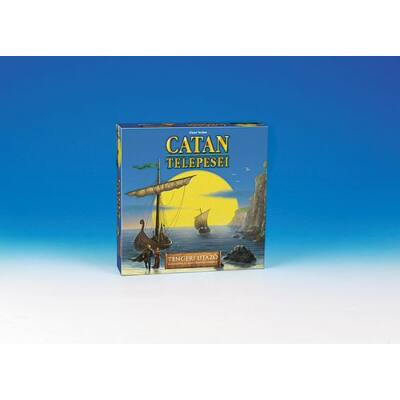 Catan Tengeri utazó - új kiadás