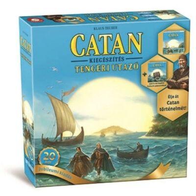 Catan tengeri utazó Jubileumi kiadás