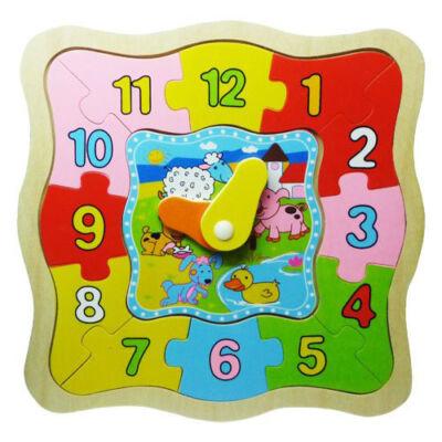 Puzzle (órás háziállatos)