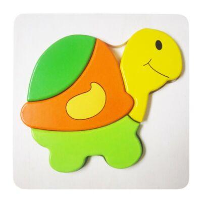 Puzzle magasított (teknős)