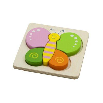Puzzle magasított (pillangó)