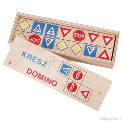 Domino kresz