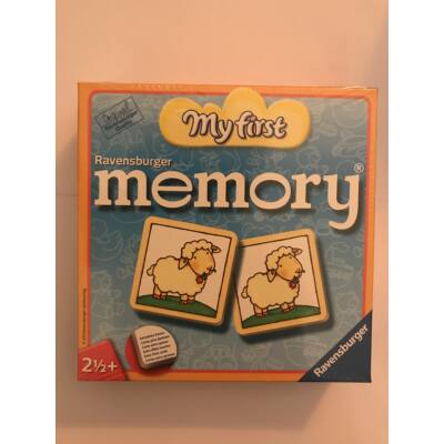 Ravensburger Első memória játékom
