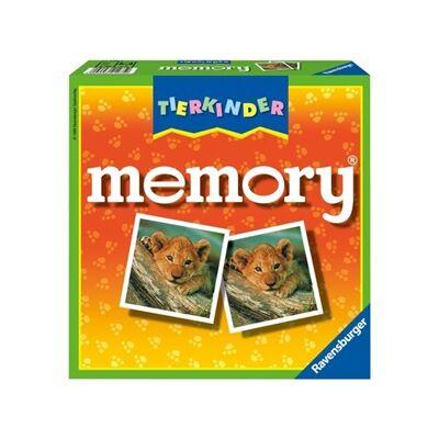 Állatkölykök memória