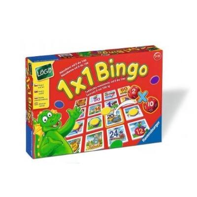 1x1 Bingo társasjáték