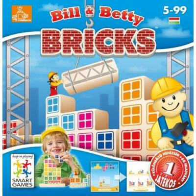 Billy & Betty Építkezés - Smart Games