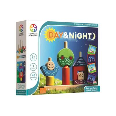 Day and Night - Smart Games logikai játék