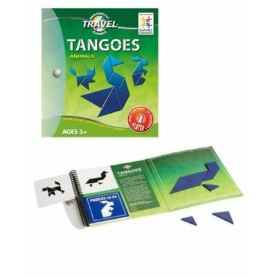 Magnetic Travel Tangoes Állatok - Smart Games