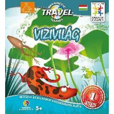 Magnetic Travel Vízivilág- Smart Games