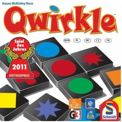 Qwirkle cards