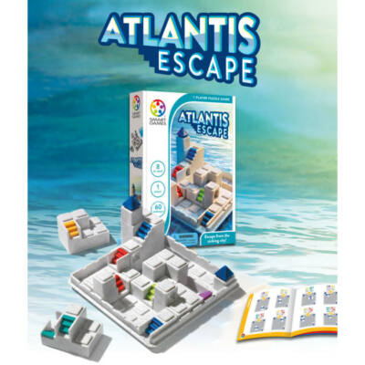 Atlantisz Kaland / Atlantis Escape - Smart Games