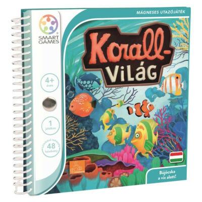 Magnetic Travel Korallvilág - Smart Games