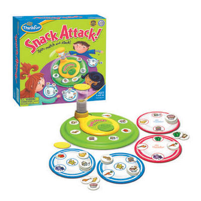 Kajacsata / Snack Attack - Thinkfun