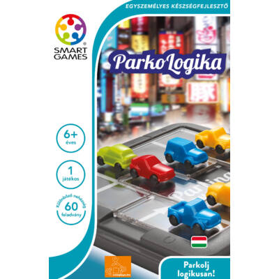 ParkoLogika / Parking Puzzler - Smart Games